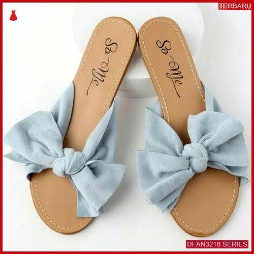 DFAN3218S33 Sepatu Sr 01 Sandal Wanita Pita Sol BMGShop