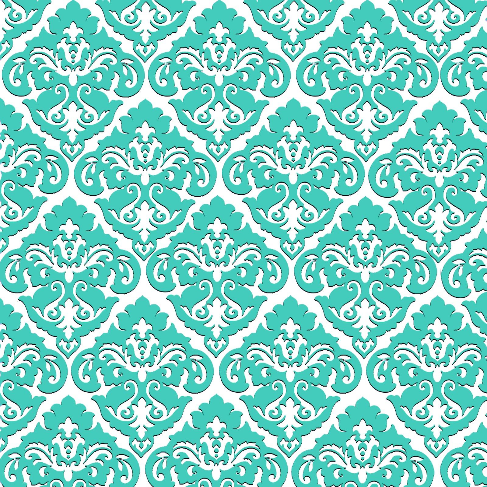 simple damask pattern - HD1600×1600