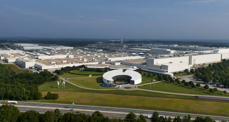 BMW Plant South Carolina