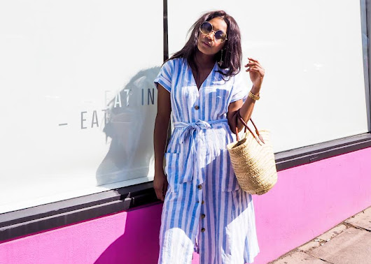 The Best Linen Dresses For Summer
