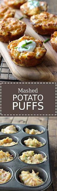Mashed Potato Stuff