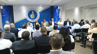 PRM reúne su   nuevo  Bloque  Parlamentario.