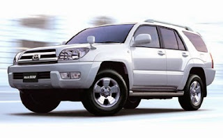 Toyota SURF 4WD