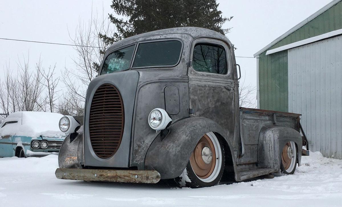 1941 Ford Coe Panel Truck Cabover Engine Autoholic Blog Vonskip 1200x728