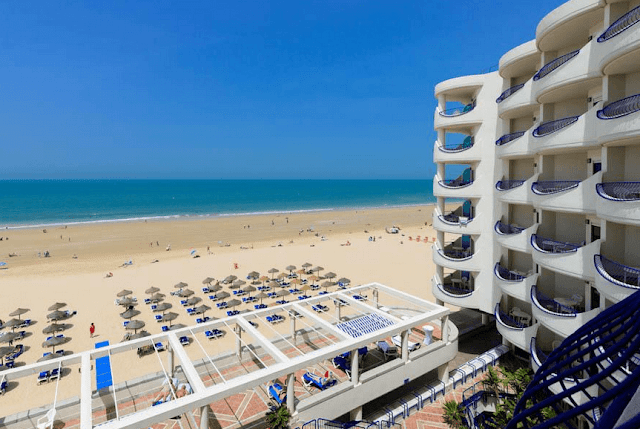 Los 10 hoteles más económicos en Cádiz