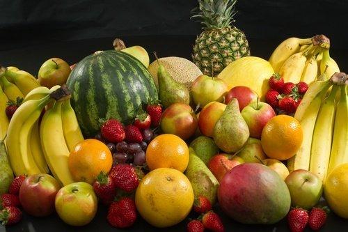 Ilustrasi Buah dan Sayuran