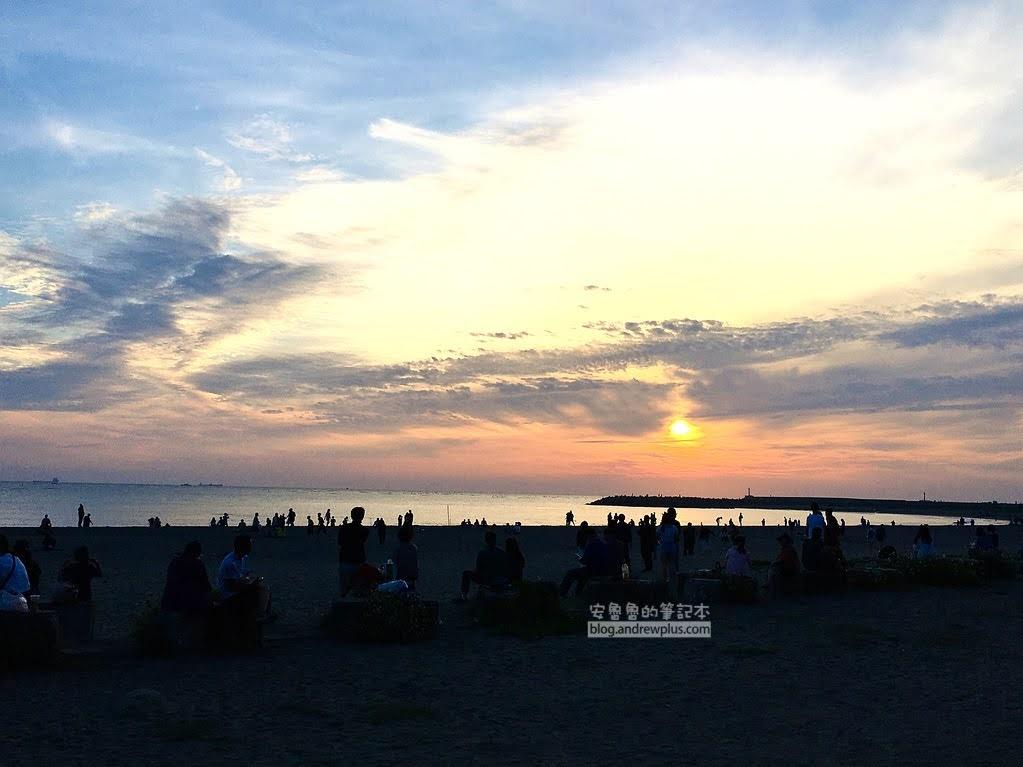 台南景點,漁光島沙灘,漁光島交通
