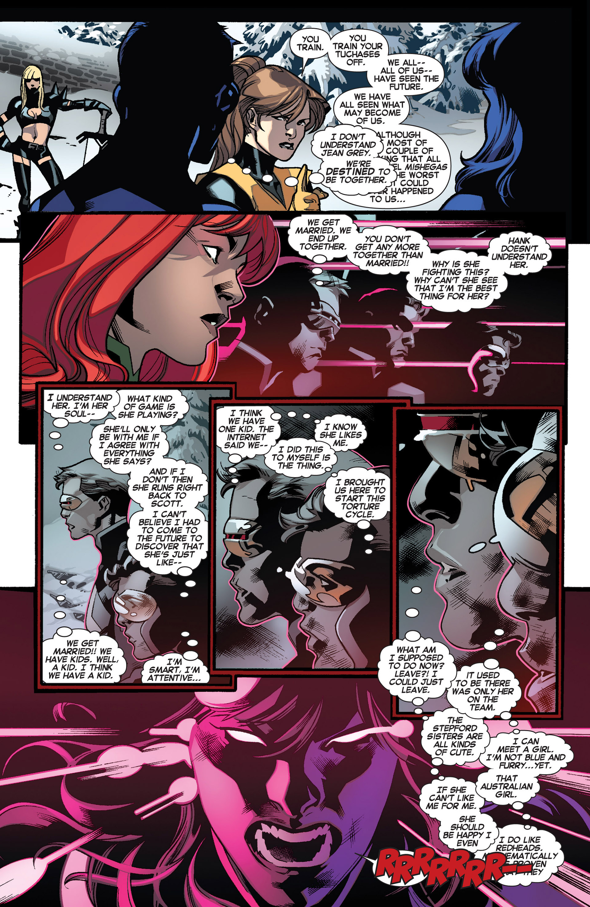 Read online All-New X-Men (2013) comic -  Issue #18 - 16