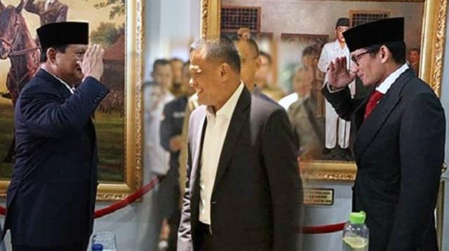 Gerindra Buka Peluang Gatot Masuk Timses Prabowo-Sandi