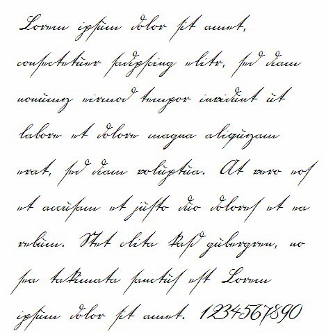 best handwriting fonts free download neat handwriting font writing 11701