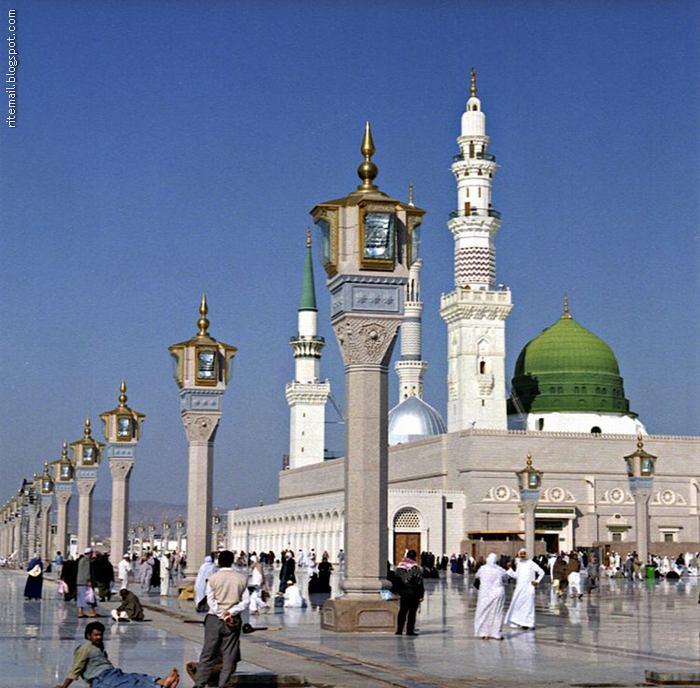 Makkah & Madina: Madina al-Munawwarah (Madina-tul-Munawwarah)