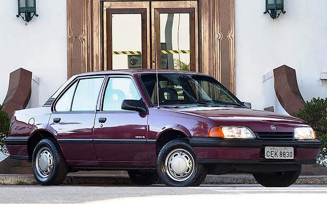 Chevrolet Monza SL 1996