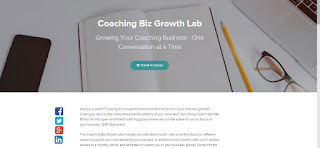 Coaching Biz Growth Lab