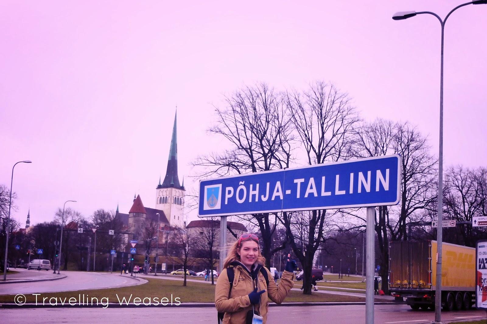 tallinn sign
