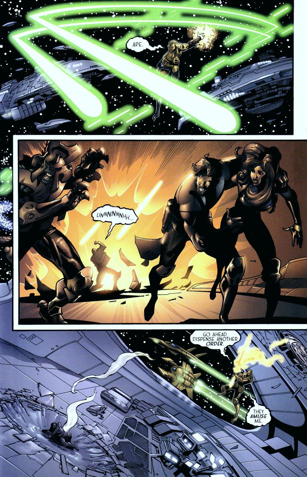 Read online Sigil (2000) comic -  Issue #16 - 15