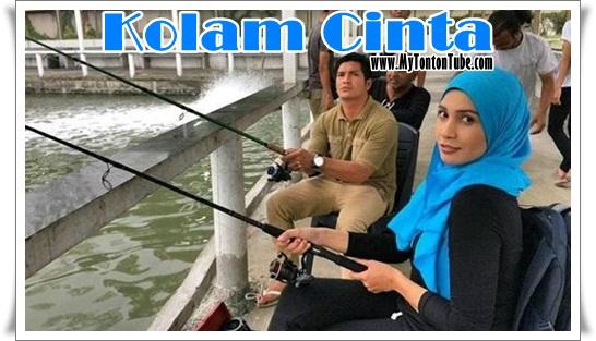 Telefilem Kolam Cinta (2016) Cerekarama TV3 - Full Telemovie