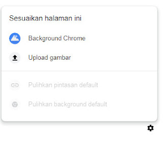 Cara Mengubah Background Google Chrome Terbaru