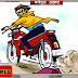 हथियार का भय दिखाकर राहगीर से लूटी बाइक