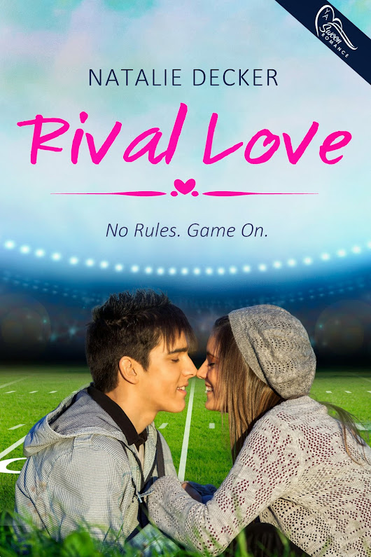 Cover Reveal: Rival Love by Natalie Decker