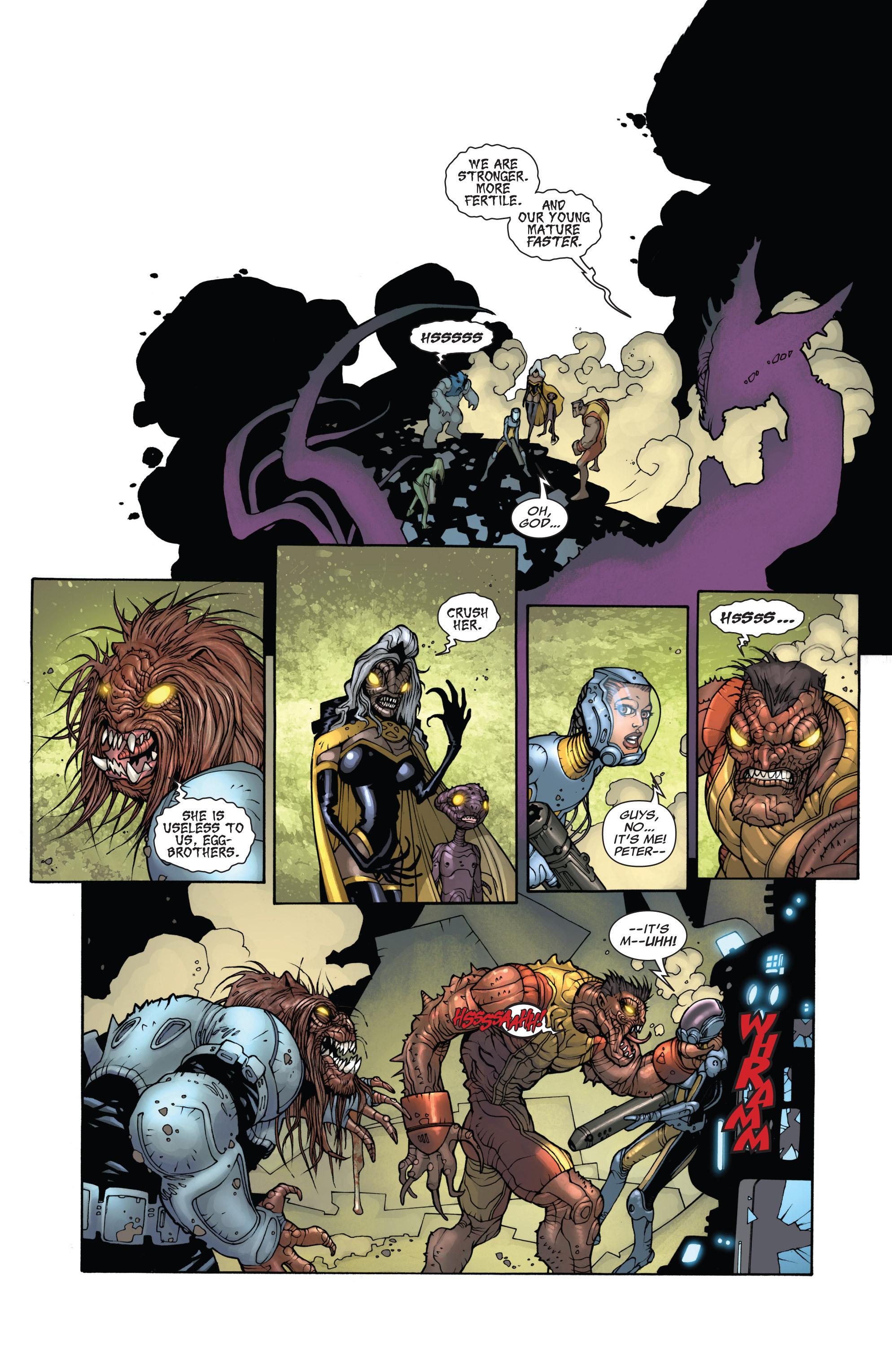 Read online Astonishing X-Men (2004) comic -  Issue #40 - 18
