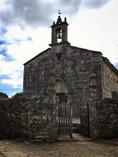 iglesia-leboreiro-camino-santiago-bici