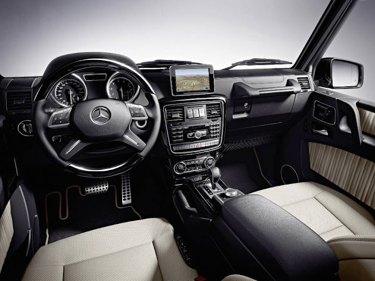 2013 Mercedes Benz G Class Normal Resolution HD Wallpaper 7