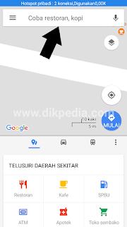 Cara Mendaftarkan Alamat Di Google Map