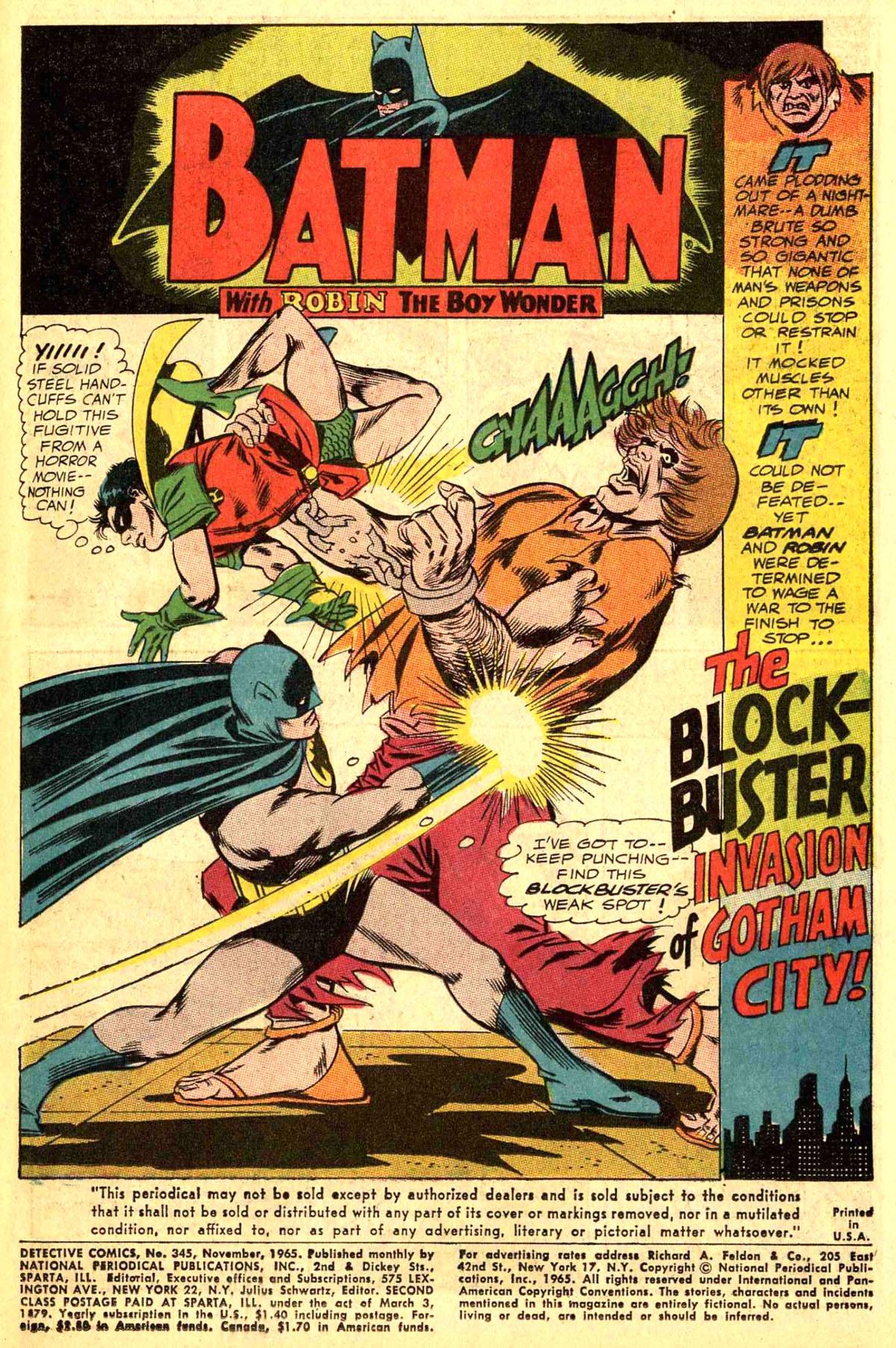 Detective Comics (1937) 345 Page 2