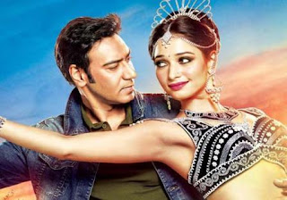 Official Trailer Video Of Ajay Devgan's Himmatwala