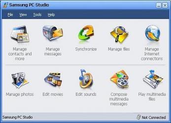 تحميل برنامج  Samsung Kies  توصيل الموبايل السامسونج بالكمبيوتر