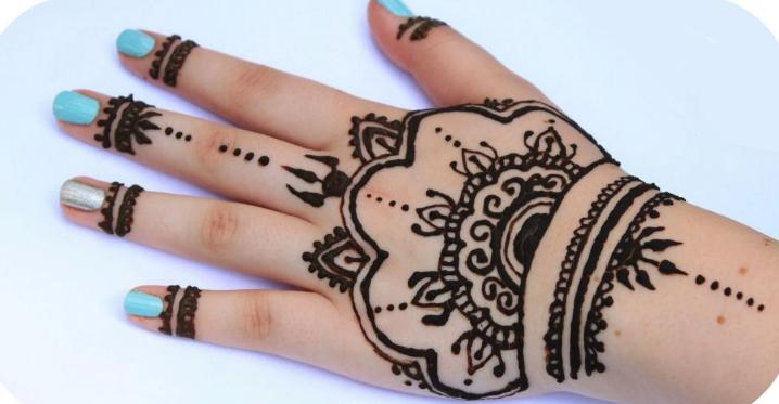 Tutorial Henna Untuk Pemula Step By Step - Henna Tato