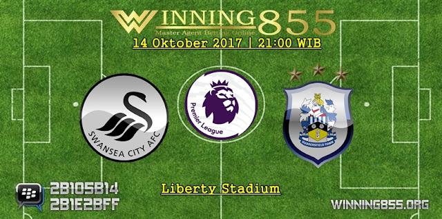 Prediksi Skor Swansea vs Huddersfield 14 Oktober 2017