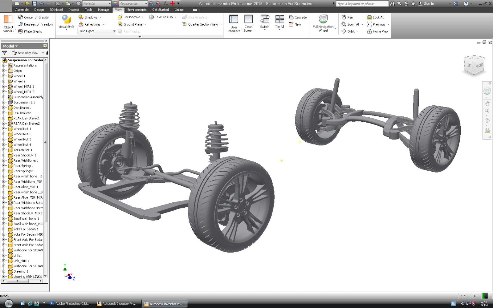 สอนการใช้งานโปรแกรม Autodesk Inventor , Autodesk 3ds-Max