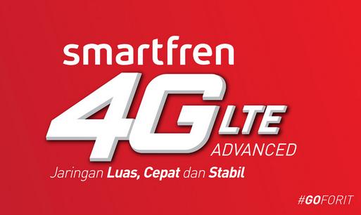Smartfren adalah operator 4G Bukan CDMA