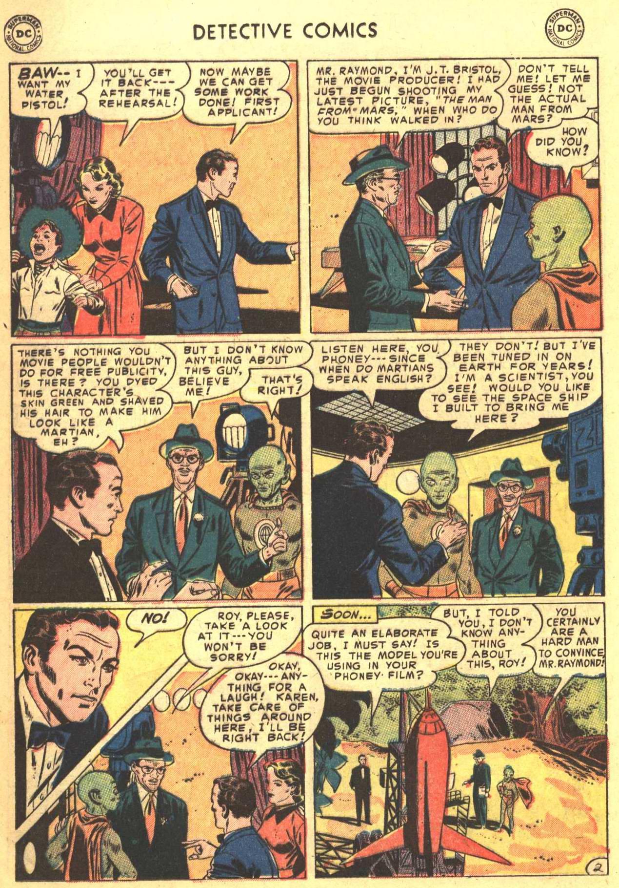 Detective Comics (1937) 198 Page 25