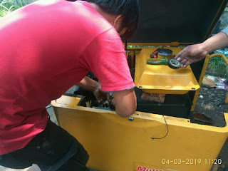 SERVICE GENSET TANAH ABANG JAKARTA