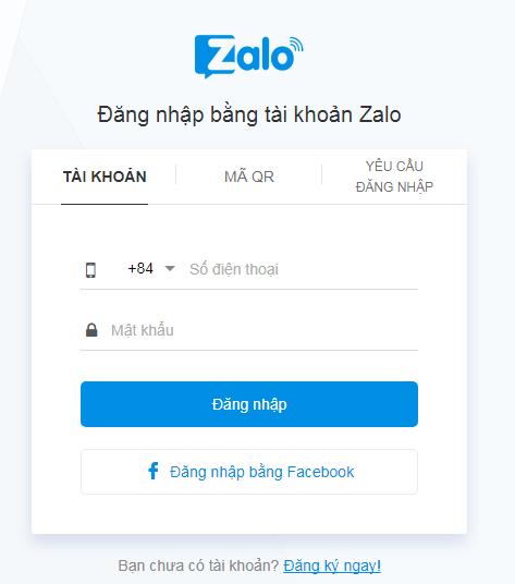 Tải Zalo cho PC và máy Tính bảng Android miễn phí c