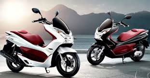 Honda matic pcx terbaru