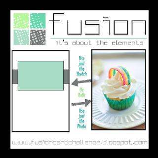 http://fusioncardchallenge.blogspot.com/2019/02/fusion-rainbow-cupcake.html