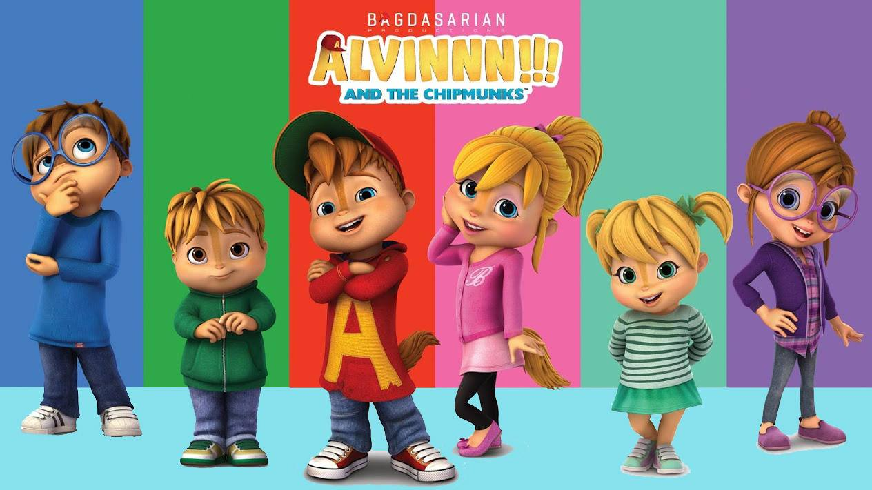 Nickalive Nickelodeon Usa To Premiere New Episodes Of Alvinnn And The Chipmunks Season 4 From Monday September 21 2020
