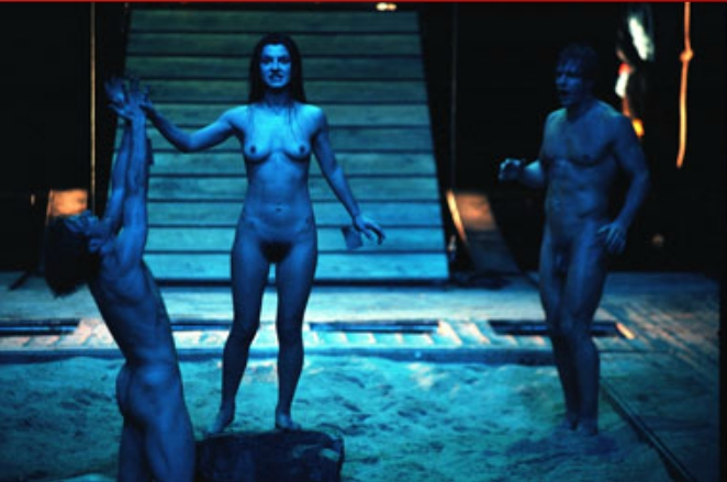 Naked black women fucking white guys