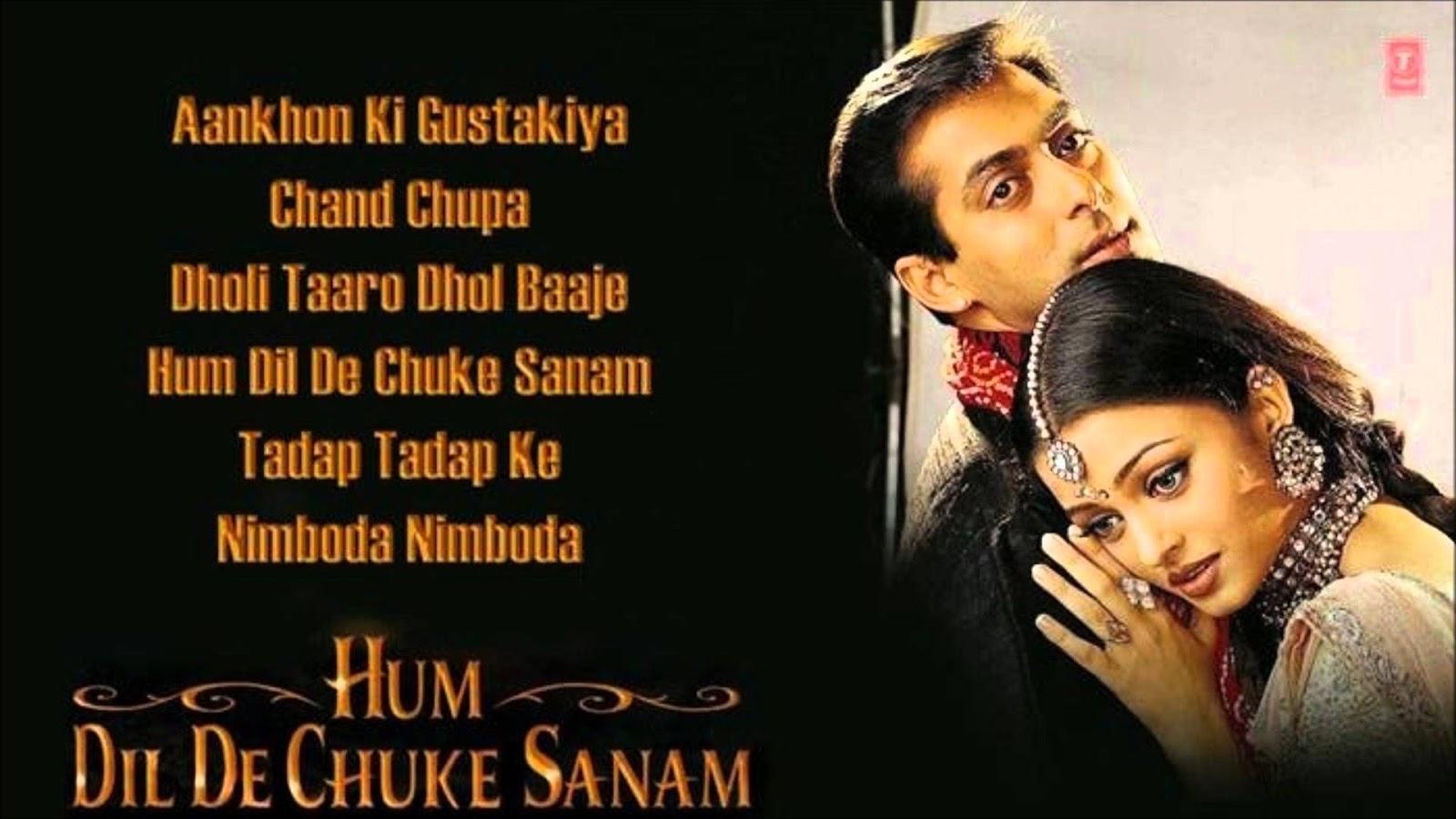Aishwarya rai movies hum dil de chuke sanam