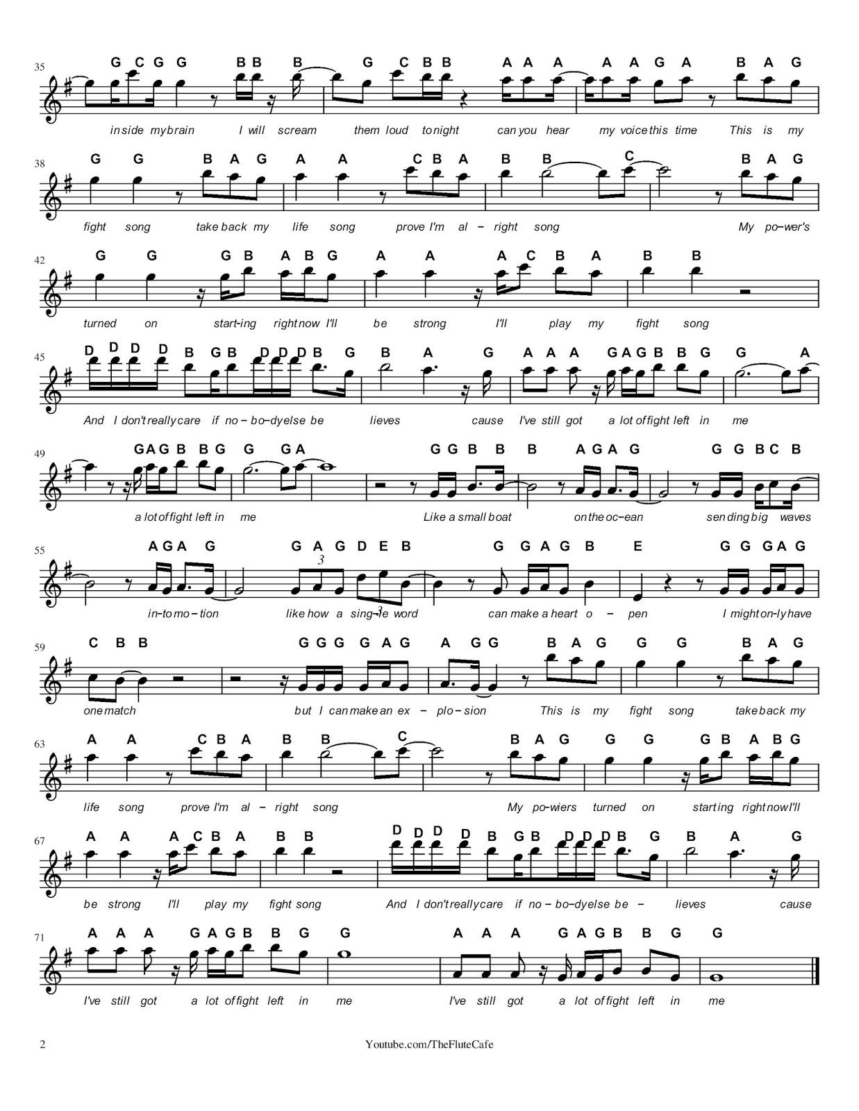 Popular flute music free download