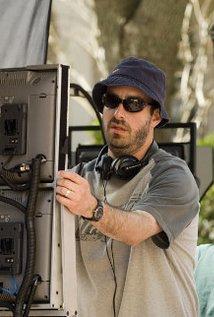 Joe Nussbaum. Director of The Late Bloomer