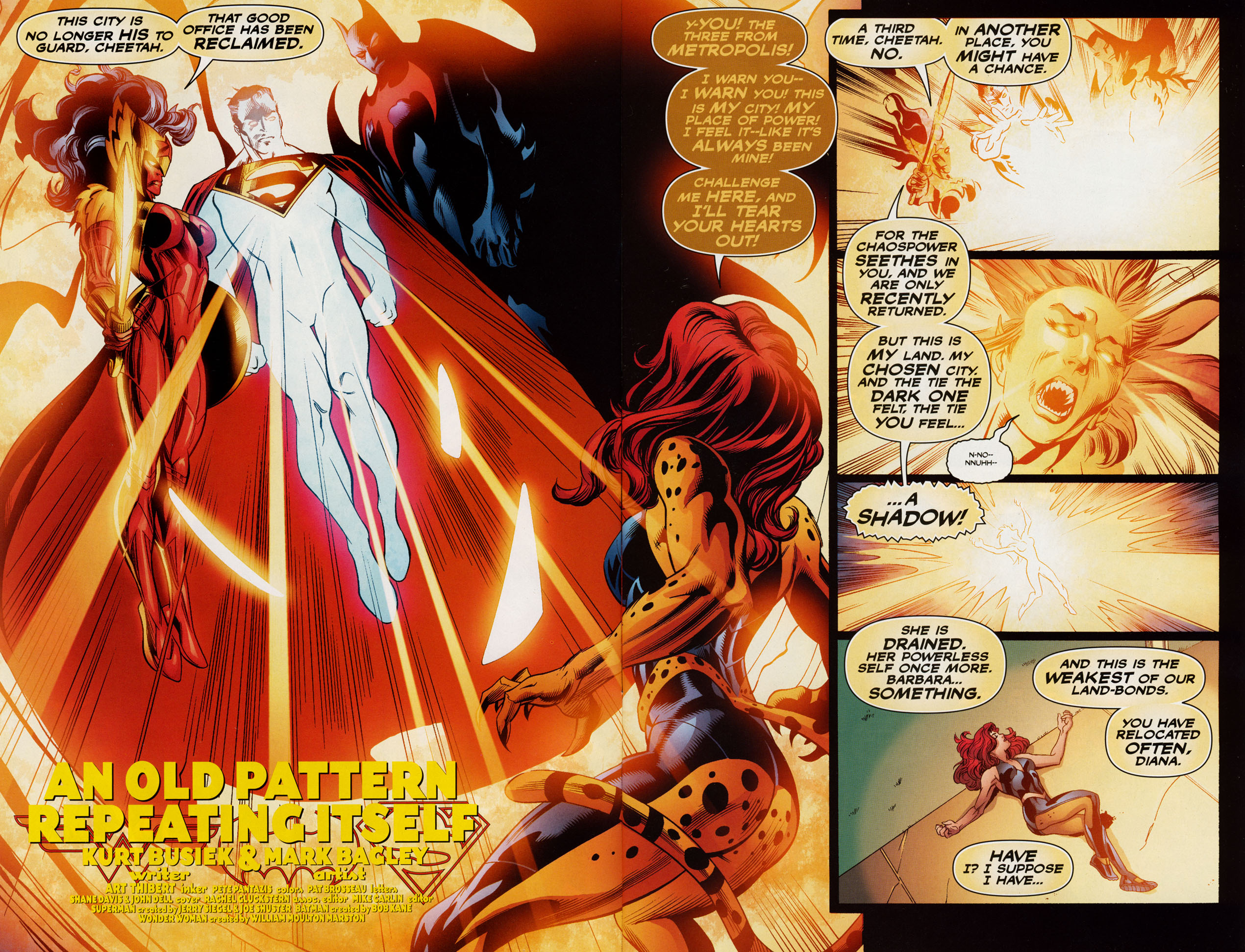 Read online Trinity (2008) comic -  Issue #42 - 4