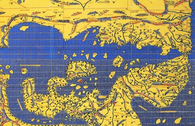 Ahli Geografi Muslim Al-Idrisi: Penemu globe (bola bumi) pertama dari keturunan Rasulullah