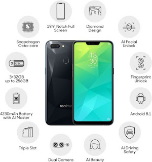 Realme 2 full specifications