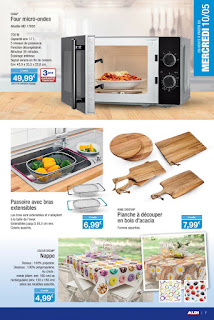 Catalogue Aldi 10 au 19 Mai 2017