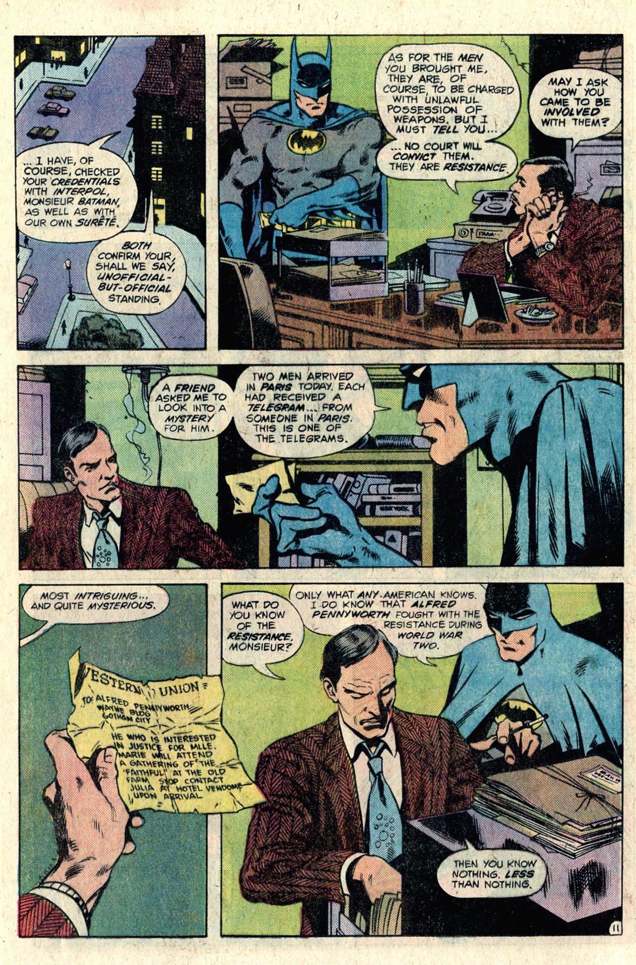 Detective Comics (1937) 501 Page 15