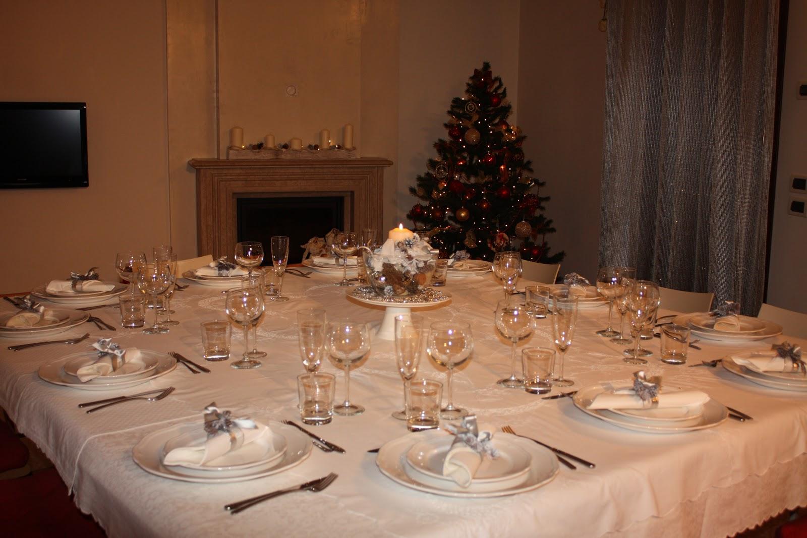 Ale 39 s cos fatto tavola di natale - Addobbi natalizi sulla tavola ...